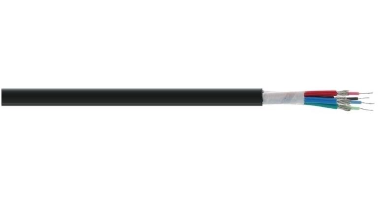 Kramer BC-4X-100M - Кабель четырехкоаксиальный высокого разрешения