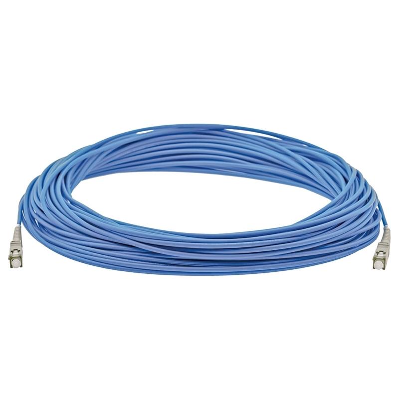 Kramer C-SC/SC/OM4-98 - Оптоволоконный кабель OM4 с разъемами SC
