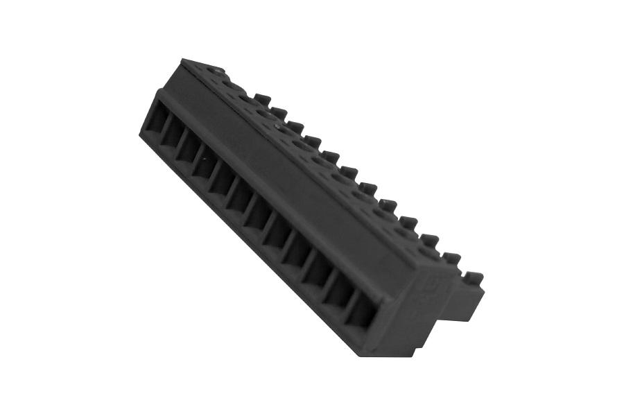 ClearOne CTB-12P/BLK - Разъем Term Block/F 12 POS 3.81 MM SPC (клеммный блок Phoenix)