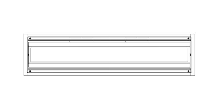 Brightline FLXT1-X35-F-M - Потолочный светодиодный светильник широконаправленного освещения с регулировкой яркости по интерфейсу DALI