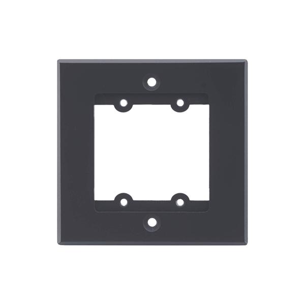 Kramer FRAME-1G/BG(G) - Рамка для монтажа модулей-переходников на два места