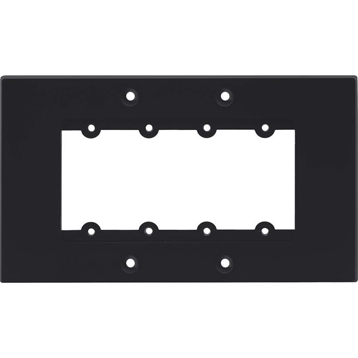 Kramer FRAME-2G/BE(B) - Рамка для монтажа модулей-переходников на два места