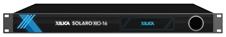 Xilica XIO-32-Frame - Шасси модульного транскодера аналоговых и цифровых аудиосигналов и сигналов интерфейса Dante, 16 слотов расширения