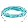 Kramer CLS–2LC/OM3-66 - Малодымный оптоволоконный кабель OM3 с разъемами 2LC, без галогенов