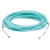 Kramer CLS–2LC/OM3-98 - Малодымный оптоволоконный кабель OM3 с разъемами 2LC, без галогенов