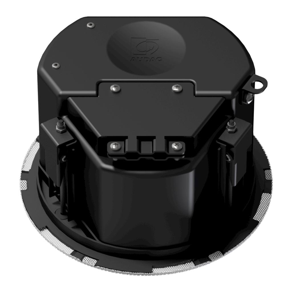 Audac CALI424/W - 4'' двухполосная встраиваемая акустическая система 30 Вт – 8 Ом, 24 Вт – 100 В