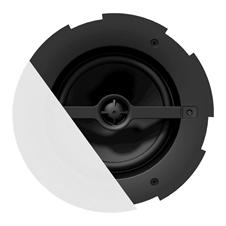 Audac CALI660/W - 6.5'' двухполосная встраиваемая акустическая система 60 Вт – 8 Ом/100 В