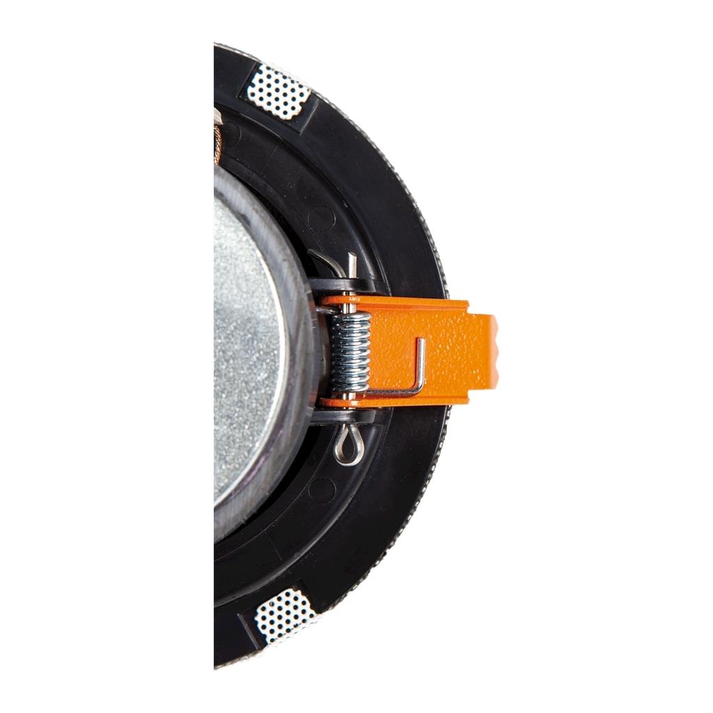 Audac CENA306/B - 2,5'' широкополосная встраиваемая акустическая система 10 Вт – 8 Ом / 100 В черного цвета