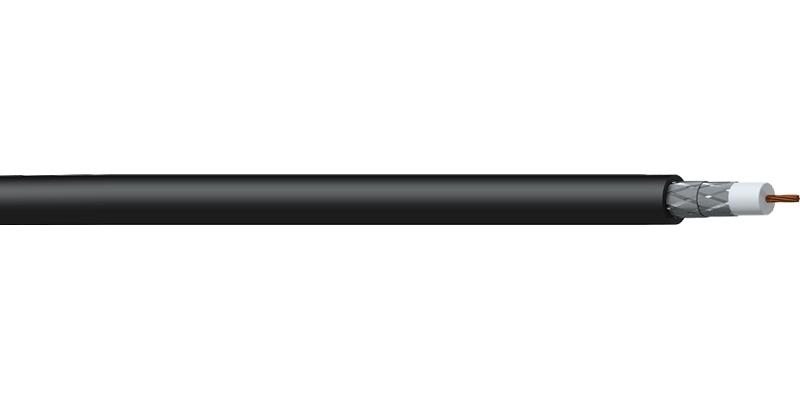 Procab PCX160 - Коаксиальный видеокабель RG6/U, 75 Ом для HD/SD/3G-SDI