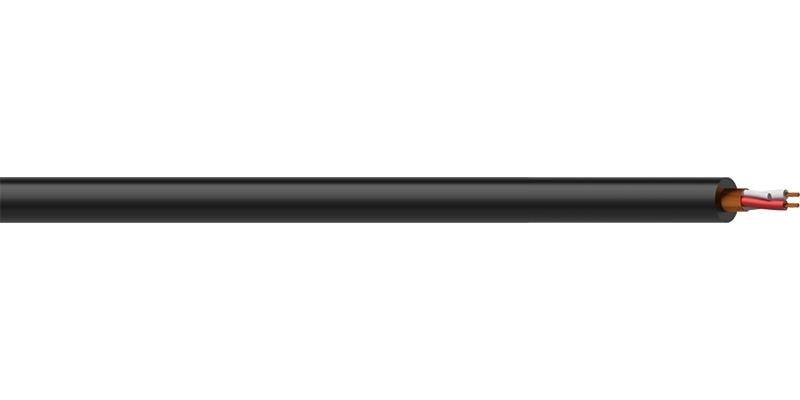Procab MC305 - Кабель микрофонный 2x0,23 кв.мм