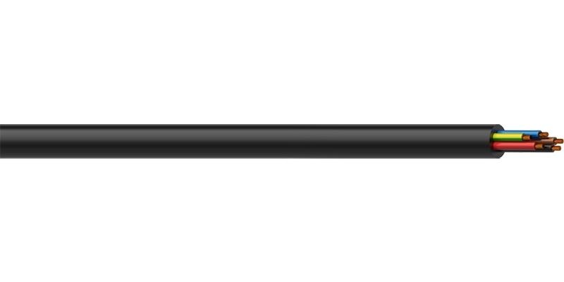Procab H07RN-F5G2.5 - Силовой кабель 5х2,5 кв.мм