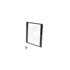 Proel PXCOVER12N - Прозрачная передняя дверь для стойки STUDIORK12