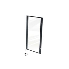 Proel PXCOVER18N - Прозрачная передняя дверь для стойки STUDIORK18