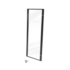 Proel PXCOVER24N - Прозрачная передняя дверь для стойки STUDIORK24