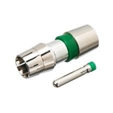 Kramer CC-RCA-6 - Разъем RCA, компрессионный, для кабеля 18 AWG