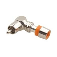 Kramer CC-RCA-R179 - Разъем RCA, угловой, компрессионный, для кабеля 26-28 AWG