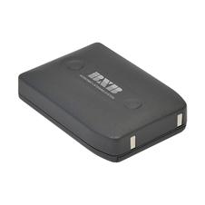 BXB WR-616(WR-616F/PH-01) - 16-канальный радиоприемник синхронного перевода с наушником и батареями (680-960 МГц)