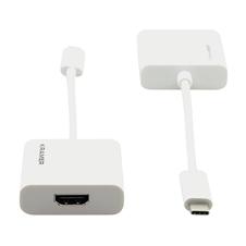 Kramer ADC-U31C/HF - Переходник USB 3.1 тип C (вилка) на HDMI (розетка)