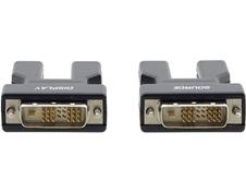 Kramer AD-AOCD/XL/TR - Комплект сменных переходников с разъемами DVI для кабеля CLS-AOCH/XL