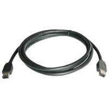 Kramer C-FM6/FM6 - Кабель IEEE 1394 FireWire (6-pin – 6-pin)
