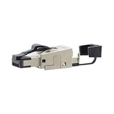 Kramer CON-FIELD - Экранированный разъем RJ45 с возможностью вращения на 180 градусов