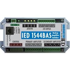 Atlas IED IED1544BAS - 4-канальный коммутатор на резервный усилитель мощности системы оповещения GLOBALCOM
