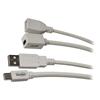 Gefen CAB-MDPUSB-15MF - Комбинированный кабель mini DisplayPort и USB-A (вилка-розетка)
