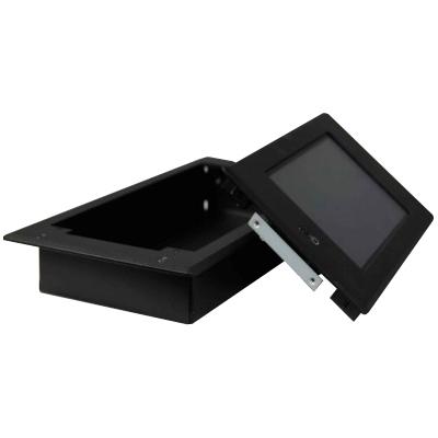 Xilica Touch-FMKIT-Blk - Монтажный комплект для крепления настенной панели управления Touch SM7 SII заподлицо в стену