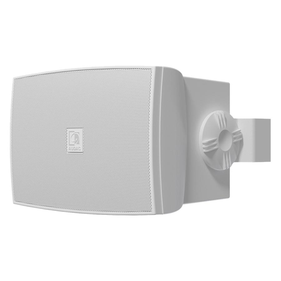 Audac WX302MK2/OW - 3'' всепогодная двухполосная акустическая система 30 Вт – 8 Ом, 20 Вт – 100 В белого цвета