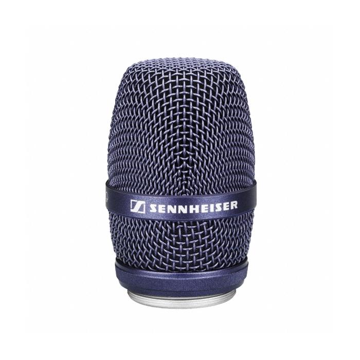 Sennheiser MMD 945-1 BL - MMD 945-1 BL – динамическая микрофонная головка с суперкардиоидной диаграммой направленности для ручных передатчиков evolution G3 и серии 2000. Легко устанавливается на все ручные передатчики evolution G3 и серии 2000. Цвет синий металлик.