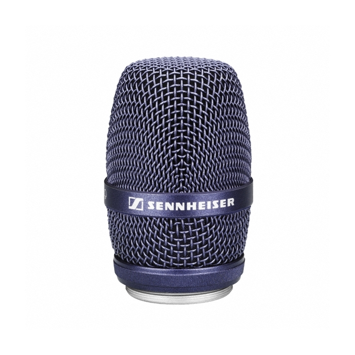 Sennheiser MMK 965-1 BL - Конденсаторная микрофонная головка для ручных передатчиков evolution G3, синий металлик