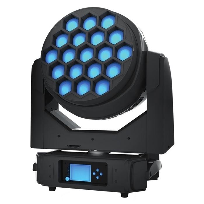 Sagitter SG ARCHER W9 - Прибор полного движения 19х40 Вт RGBW LED, заливающий (Wash)