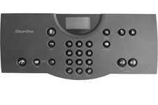 ClearOne Interact Dialer - Модуль для набора номера и управления звуком для системы Interact
