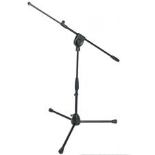 Proel PRO281BK - Микрофонная стойка половинной высоты с журавлем на треноге