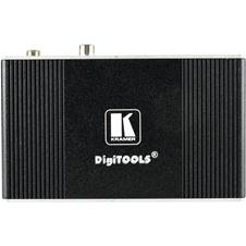 Kramer FC-46H2 - Деэмбеддер аналогового и цифрового аудио из сигнала HDMI 4K/60 (4:4:4) с HDR