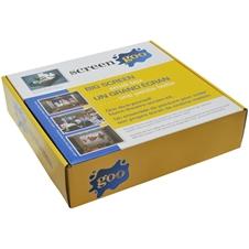 Screen Goo Goo Basic Grey Kit - Комплект из проекционных покрытий серии Goo Basic Grey Kit и набора инструментов