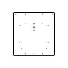 Peerless-AV PAP250-CHRISTIE1 - Специальный адаптер для тяжелых проекторов Christie