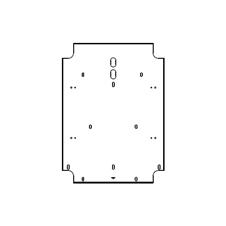 Peerless-AV PAP250-PANA2 - Специальный адаптер для тяжелых проекторов Panasonic PT-DZ21K2, PT-DS20K2, PT-DW17K2, PT-DZ16K2, PT-EX12K, PT-RQ13K, PT-RZ12K и PT-RS11K