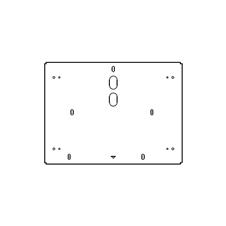 Peerless-AV PAP250-PANA3 - Специальный адаптер для тяжелых проекторов Panasonic PT-EX16K, PT-RQ32K, PT-RZ31K и RS30K
