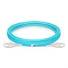 Opticis SSMD-625DT-40 - Дуплексный многомодовый оптоволоконный кабель в защитной оболочке с разъемами 2SC-2SC