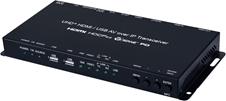Cypress CH-V502TR - Передатчик / приемник сигналов HDMI, стереоаудио, двунаправленных ИК, RS-232 и USB 2.0 по витой паре CAT6a