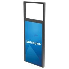 Peerless-AV DS-OM55ND-CEIL - Декоративная рама для крепления двусторонней панели Samsung OM55N-D к потолку