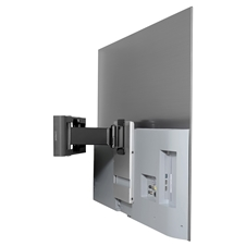 Peerless-AV HPF-OLED - Встраиваемый в стену шарнирный кронштейн для установки OLED TV компании LG