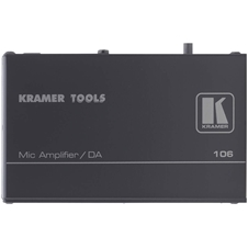 Kramer 106 - Микрофонный усилитель и усилитель-распределитель