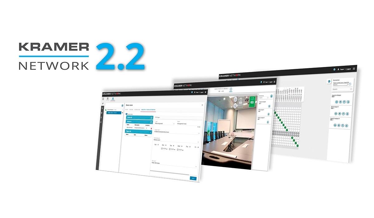 Kramer KN-SWUPT-365-5D-SUB - Услуга активации программного продукта Kramer Network на 5 устройств