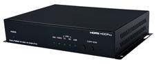 Cypress COH-RX5 - Приемник сигналов HDMI, Ethernet, RS-232, стереоаудио и двунаправленного ИК из дуплексного оптоволоконного кабеля с использованием модуля SFP+