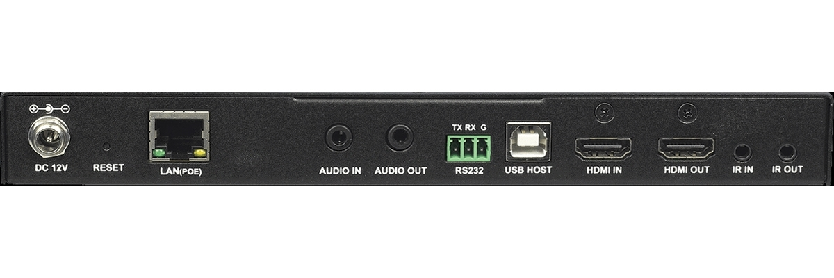ClearOne VIEW Lite Encoder EJ100 - Кодер (передатчик) 4K/60 HDMI, USB и аудио