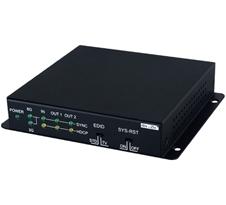 Cypress CPLUS-V2T - Усилитель-распределитель 1:2 сигналов HDMI 3D, 4096x2160/60 (4:4:4) с HDCP 1.4, 2.2, HDR, CEC и EDID