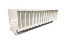 Brighline LMT4X2-32  - Потолочный светодиодный светильник в компактном корпусе (исполнение 4') с поворотным блоком и регулировкой яркости по интерфейсу DALI