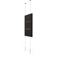 Peerless-AV DSF265P - Монтажный комплект для подвеса ЖК-дисплея (46-65'') в портретной ориентации между полом и потолком